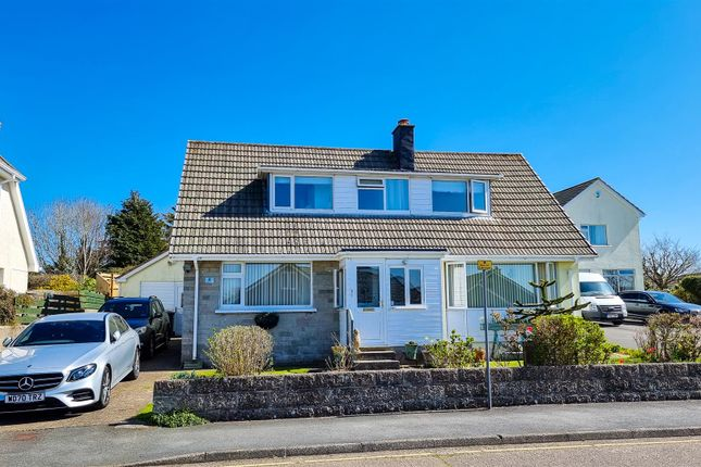 Thumbnail Detached bungalow for sale in Shorelands Way, Barnstaple
