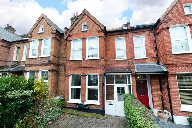 Thumbnail Terraced house for sale in Barry Road, London