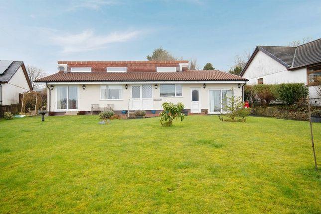 3 bed detached bungalow for sale in Panteg Cross, Llandysul, Ceredigion SA44