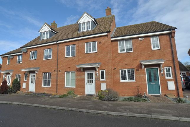 Thumbnail Terraced house for sale in St. Johns Road, Arlesey
