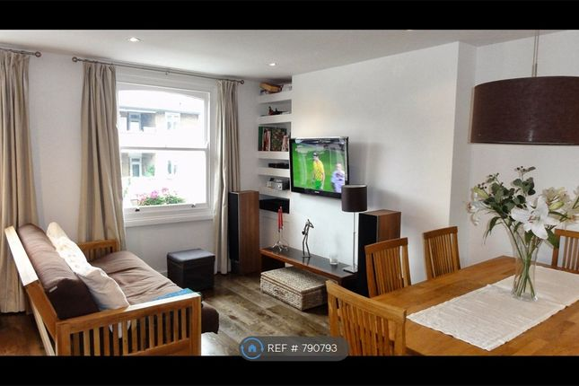 Kitchen / Living Room - Street Side