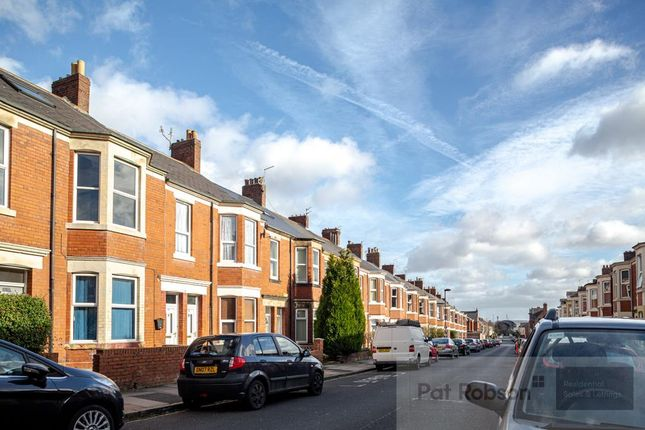 Thumbnail Flat for sale in Tosson Terrace, Heaton, Newcastle Upon Tyne
