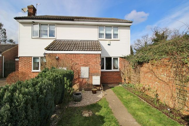 Thumbnail Semi-detached house for sale in Rayfield Close, Dunmow, Essex