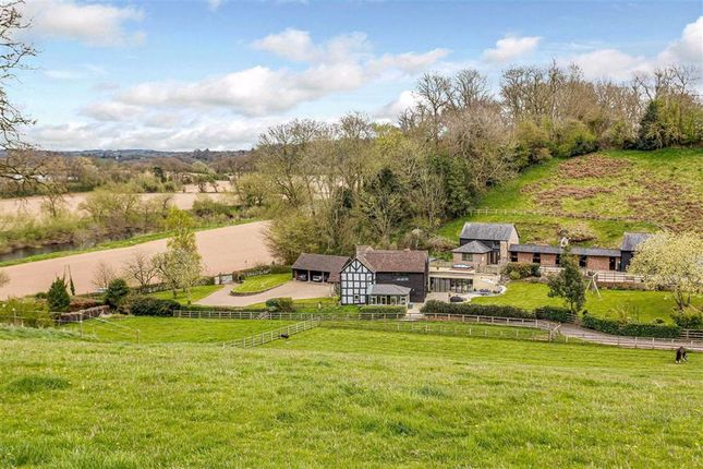 Thumbnail Detached house for sale in Hoarwithy, Hereford