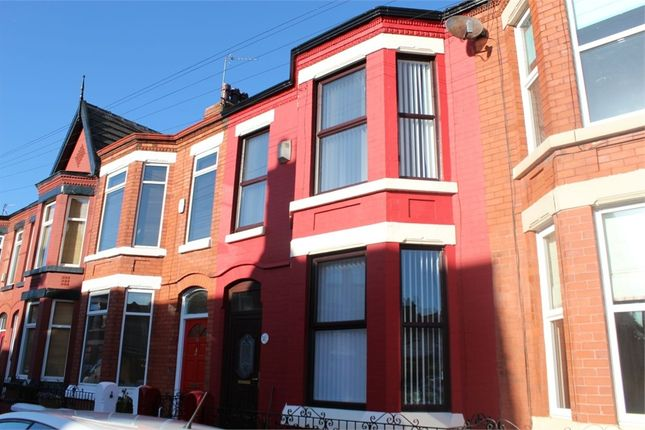Thumbnail Terraced house to rent in Winstanley Road, Waterloo, Liverpool