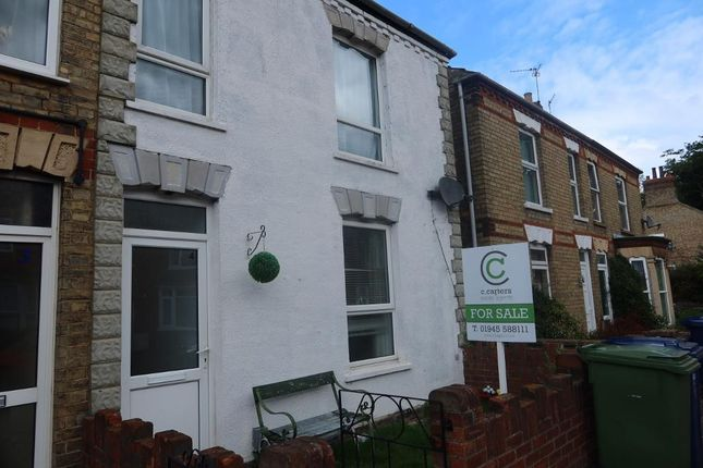 Thumbnail Semi-detached house for sale in Fardell Road, Wisbech, Cambs