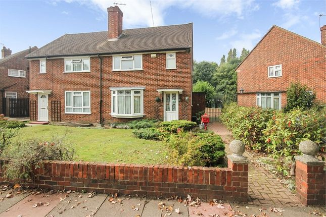 Thumbnail Semi-detached house for sale in Cavendish Way, West Wickham, Kent