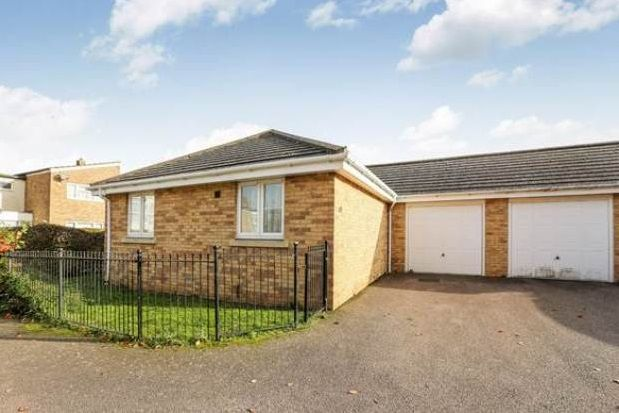 Thumbnail Bungalow to rent in Epsom Close, Stevenage