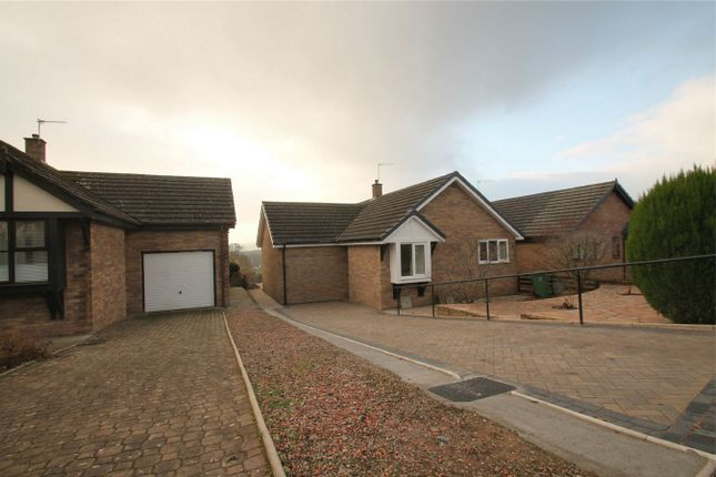 Thumbnail Detached bungalow to rent in 9 Rimington Way, Penrith, Cumbria