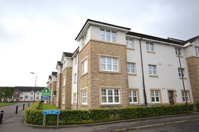 Thumbnail Flat to rent in Endrick Court, Larbert
