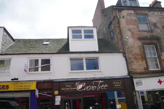 Thumbnail Flat to rent in Bridge Street, Dunfermline