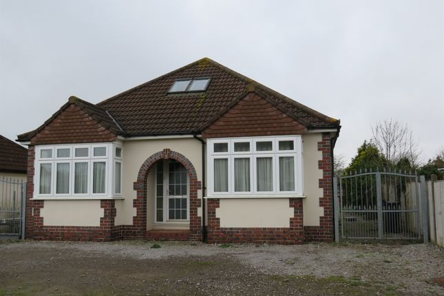 Thumbnail Detached bungalow for sale in Castle Farm Road, Hanham, Bristol