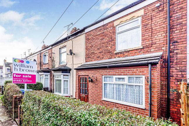 Severn Villas, Rosmead Street, Hull HU9