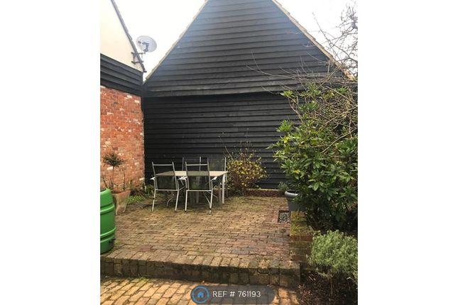 Garden of Annexe, Sawbridgeworth CM21