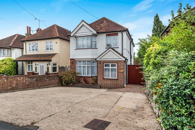 Thumbnail Detached house for sale in St. Michaels Drive, Sheepcot Lane, Watford