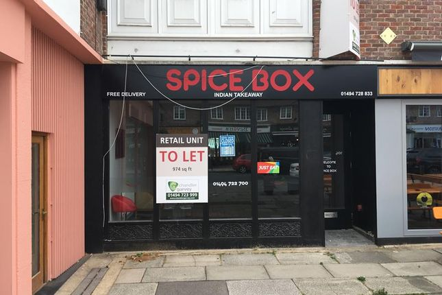 Thumbnail Retail premises to let in 104 Sycamore Road, Amersham