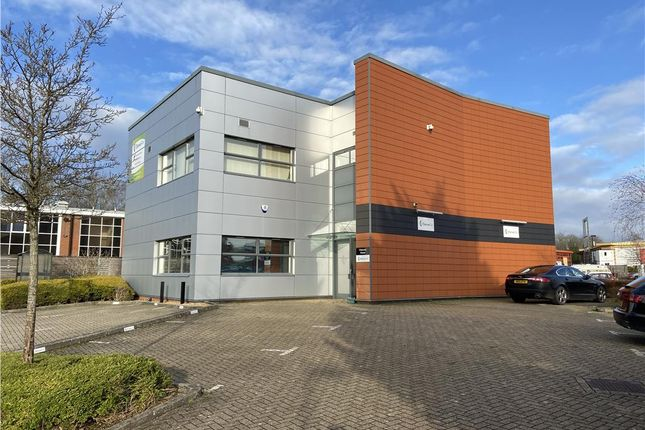 Thumbnail Office to let in Chancery House, Premier Way, Romsey, Hampshire