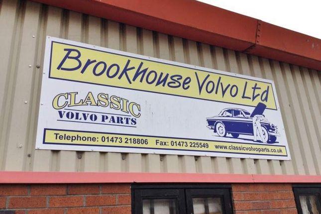 Thumbnail Retail premises for sale in Unit 16, Brookhouse Business Park, Ipswich