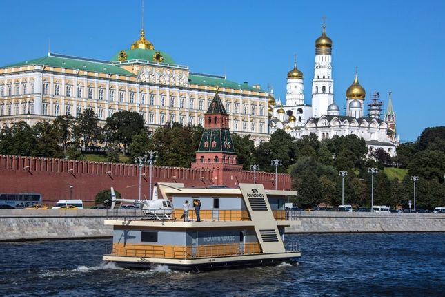 Thumbnail Houseboat for sale in City Area, Moscow, Russian Federation