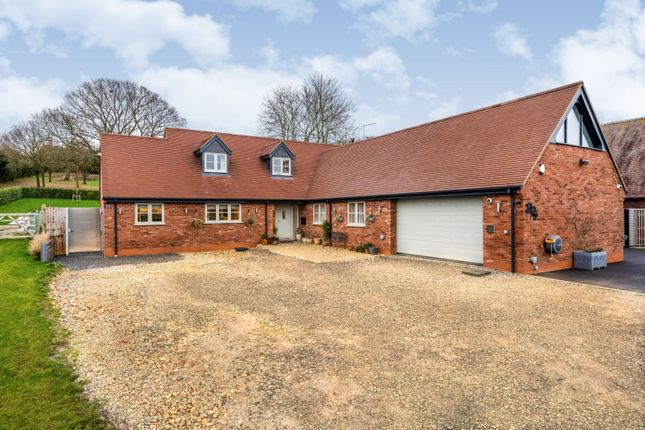 Thumbnail Detached house for sale in Cuddesdon Road, Oxford