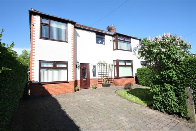 Thumbnail Semi-detached house for sale in Briarfield Road, Farnworth, Bolton, Lancashire