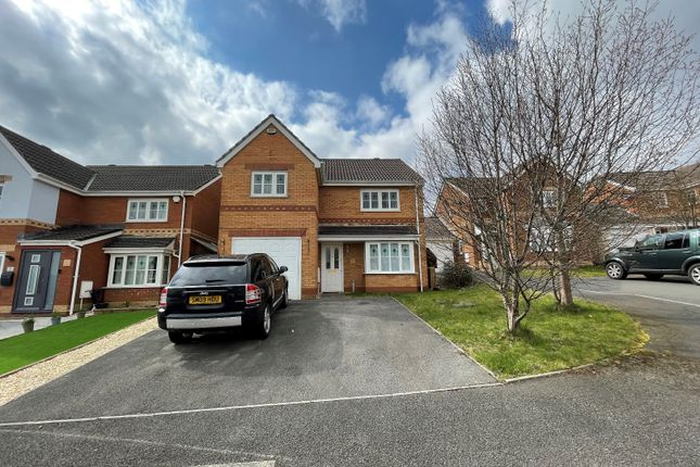 Thumbnail Detached house for sale in Hafod Goch, Hengoed Hall, Hengoed