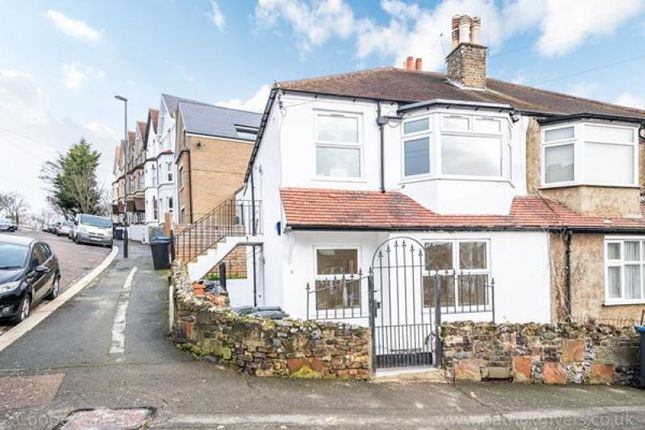Thumbnail Maisonette to rent in Troy Road, London