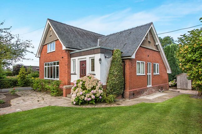 Thumbnail Detached house for sale in Newhaven, Horsemans Green, Whitchurch