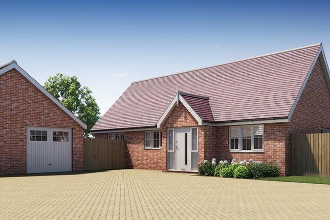 Thumbnail Detached bungalow for sale in Springfield Meadows, Little Clacton, Clacton-On-Sea