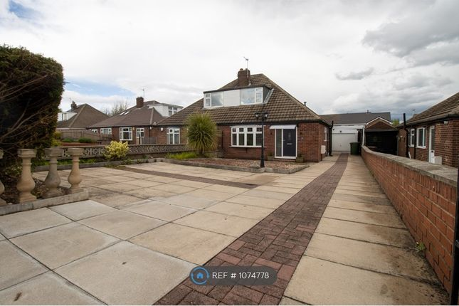 4 bed bungalow to rent in Clayton Rise, Wakefield WF1
