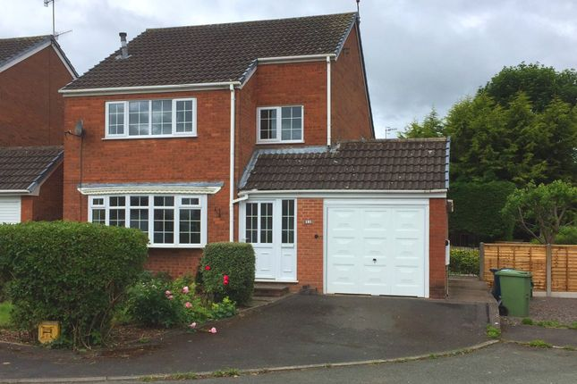 3 bed detached house for sale in Usulwall Close, Eccleshall ST21