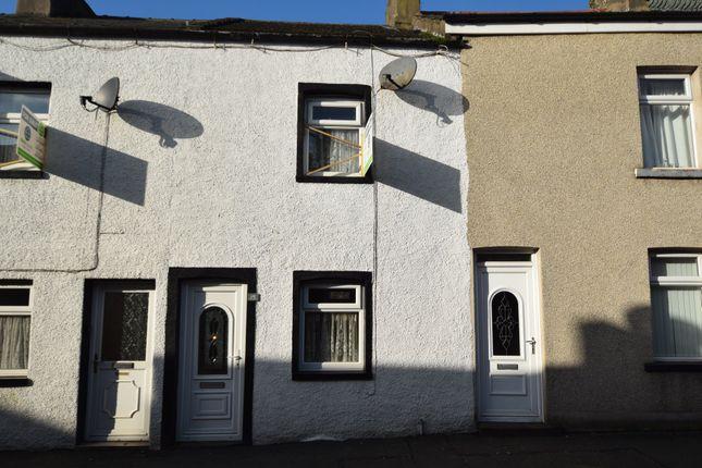 Front of Broughton Road, Dalton-In-Furness LA15