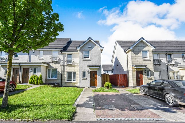 3 bed end terrace house for sale in Belvidere Avenue, Glasgow