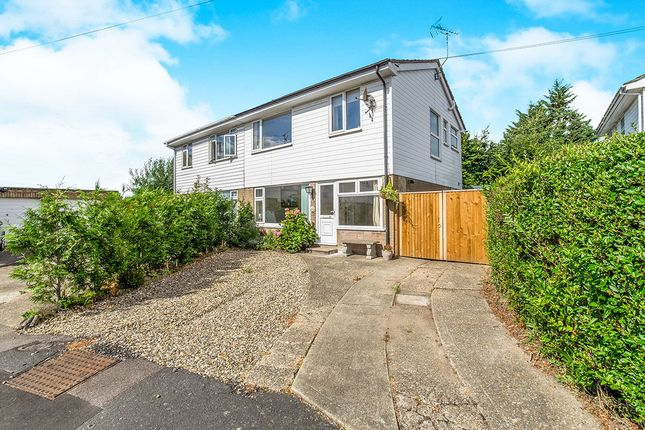 Thumbnail Semi-detached house for sale in Quested Way, Harrietsham, Maidstone