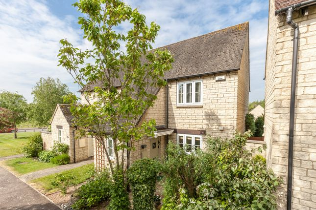 Thumbnail Semi-detached house for sale in Bradwell Village, Burford