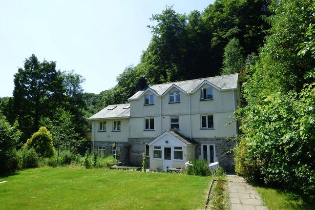Thumbnail Detached House For Sale In Calstock Road Gunnislake