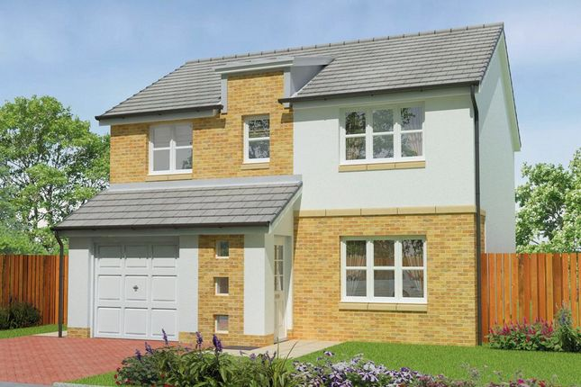 Thumbnail Detached house for sale in Plot 36 And 42, The King's Meadow, Stirling