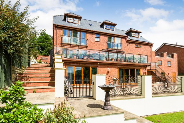 Thumbnail Detached house for sale in Hallow Views, 131, Hallow Road