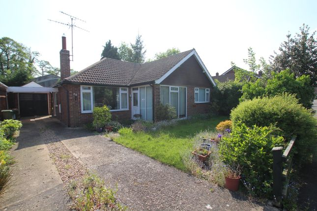 Thumbnail Detached bungalow for sale in Park View, Sharnford, Hinckley