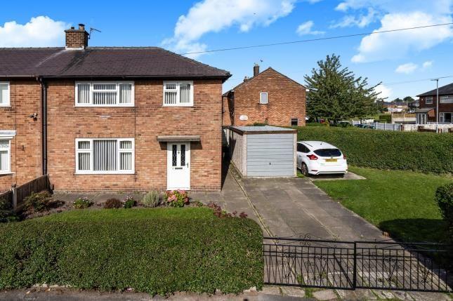 Semi-detached house in  Pentland Avenue  Warrington  Cheshire  Manchester