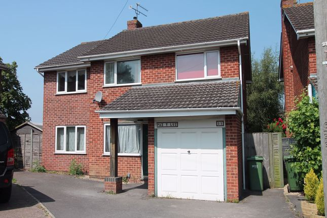 Thumbnail Detached house to rent in Ploughmans Way, Hardwicke, Gloucester