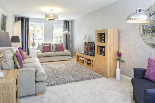 "4 bedroom detached house for sale in ""Thornbury"" at Bevans Lane, Pontrhydyrun, Cwmbran"