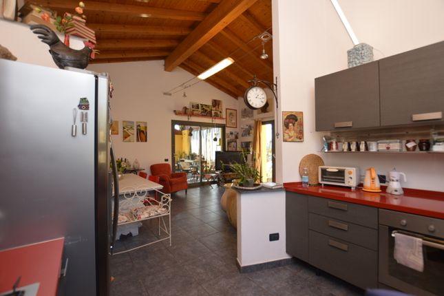 Kitchen of Aulla, Massa And Carrara, Tuscany, Italy