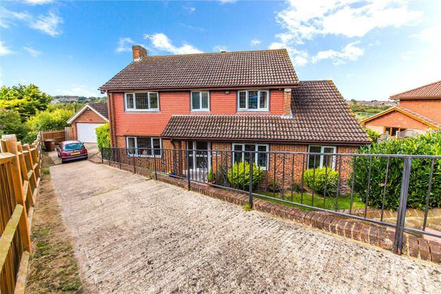 Thumbnail Detached house for sale in Barleymow Close, Chatham, Kent