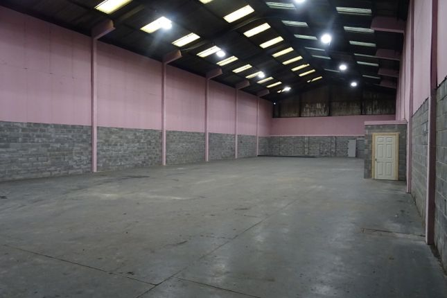 Thumbnail Warehouse to let in 16A Prospect Park, Fforestfach, Swansea