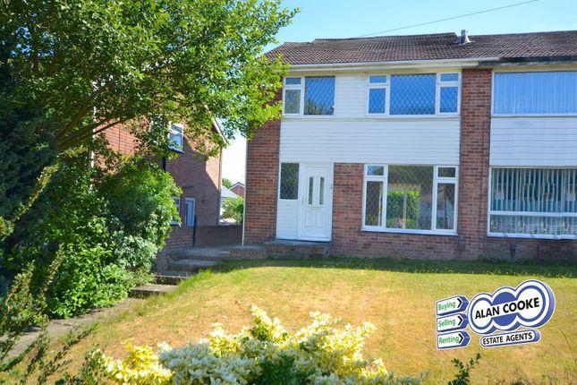 Thumbnail Semi-detached house to rent in King Lane, Moortown, Leeds