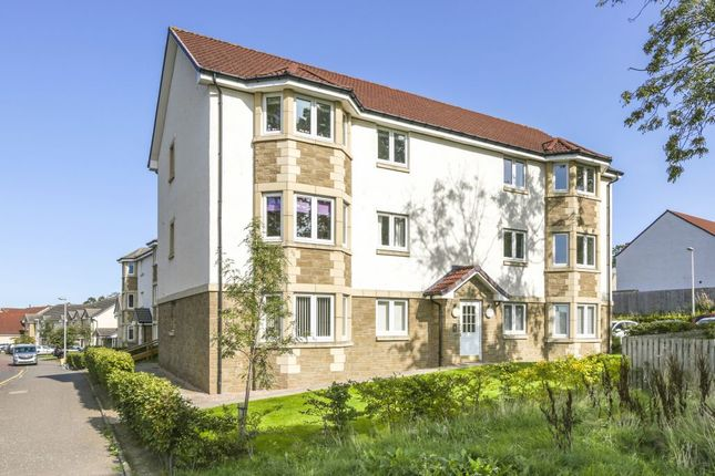 Thumbnail Flat for sale in 2H, Whitehouse Way, Gorebridge, Midlothian