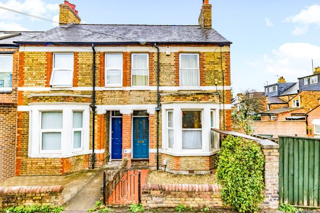 Thumbnail End terrace house for sale in Leopold Street, East Oxford
