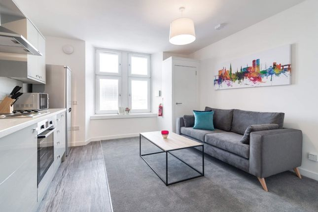 Thumbnail Flat to rent in Peddie Street, West End, Dundee