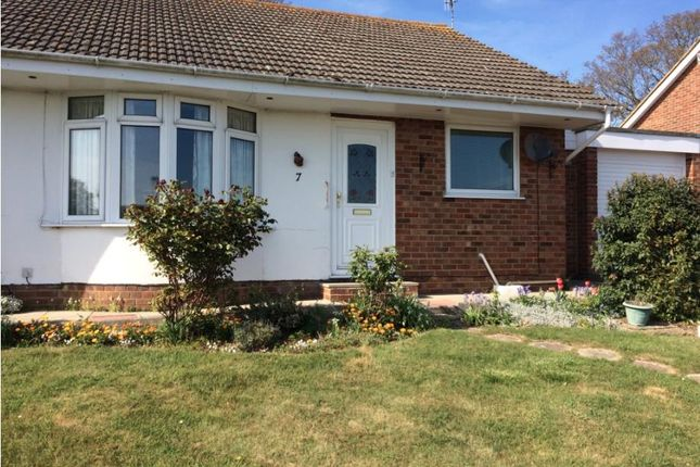 2 bed semi-detached bungalow to rent in Magpie Road, Eastbourne BN23